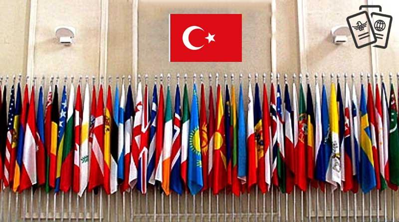 asılı bayraklar