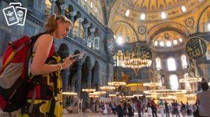 turist sultan ahmet