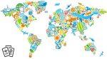 Ülkelerin neleri ünlüdür?