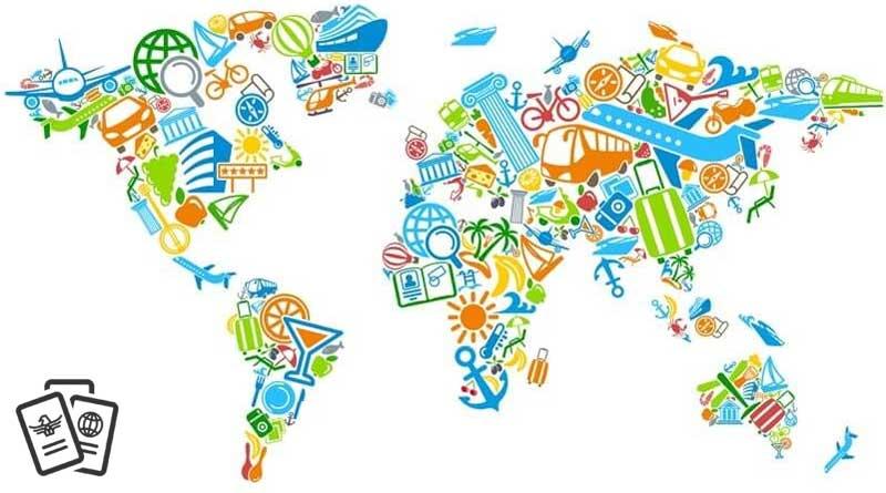 Dünya Turizm Haritası