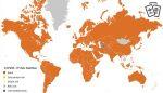 Covid-19 Seyahat Risk Haritasi (Ekim 2020)