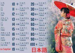Japonca sayılar